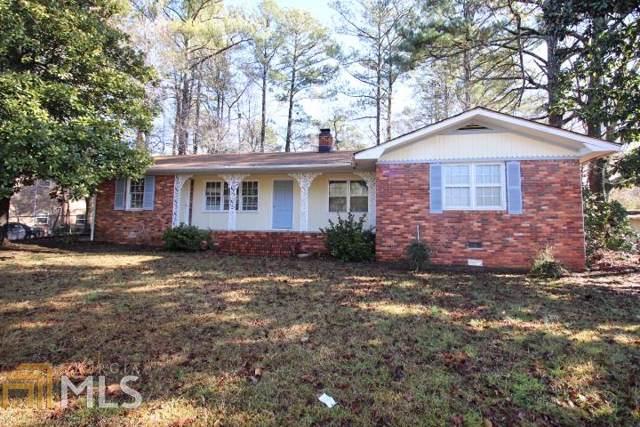 819 N Park St, Carrollton, GA 30117 (MLS #8713207) :: Athens Georgia Homes