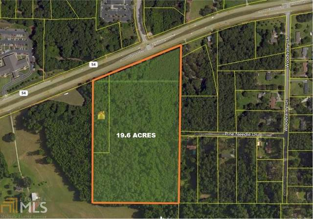 0 Highway 54 W 19.6Ac, Fayetteville, GA 30214 (MLS #8713394) :: Michelle Humes Group