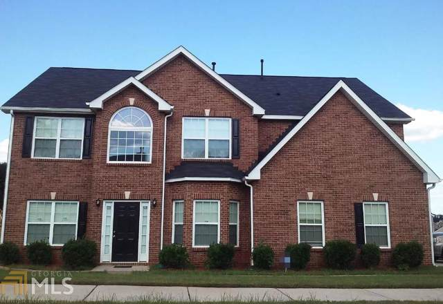 3301 Justin Way, Conyers, GA 30013 (MLS #8713837) :: Crown Realty Group
