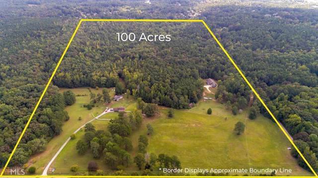 178 Crabapple Lane / Dogwood Trl 98.57 Acres, Tyrone, GA 30290 (MLS #8713872) :: Keller Williams Realty Atlanta Partners