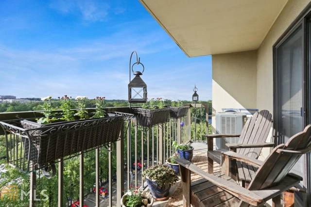 795 Hammond Dr #1107, Atlanta, GA 30328 (MLS #8713987) :: Rich Spaulding