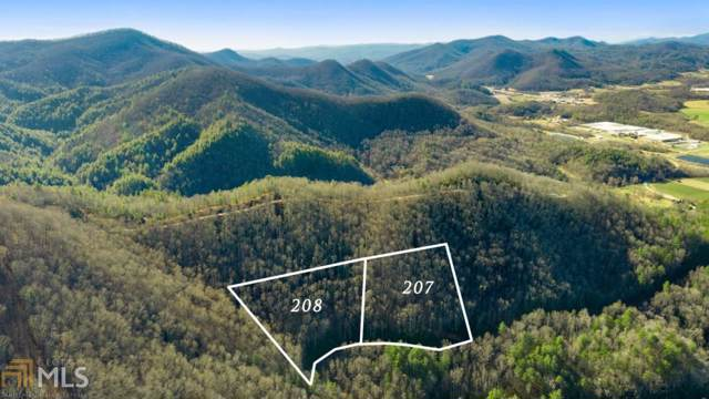0 Shake Hollow Dr Lot 8, Rabun Gap, GA 30568 (MLS #8714052) :: The Durham Team