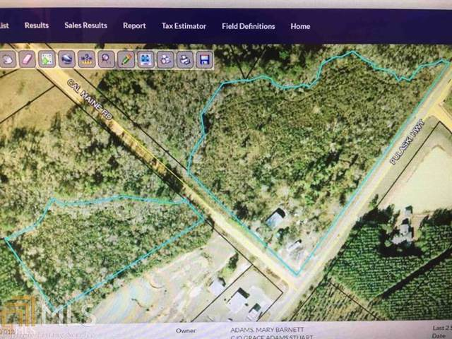 0 Pulaski Highway, Metter, GA 30439 (MLS #8714339) :: RE/MAX Eagle Creek Realty