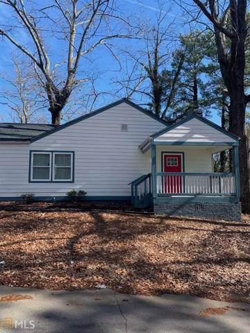 1647 Campbellton Rd, Atlanta, GA 30311 (MLS #8714435) :: Bonds Realty Group Keller Williams Realty - Atlanta Partners