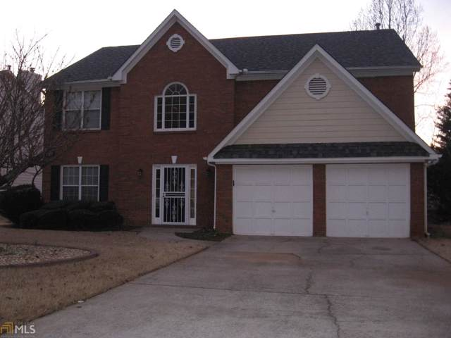 2743 Da Vinci Crescent #89, Decatur, GA 30034 (MLS #8714685) :: RE/MAX Eagle Creek Realty