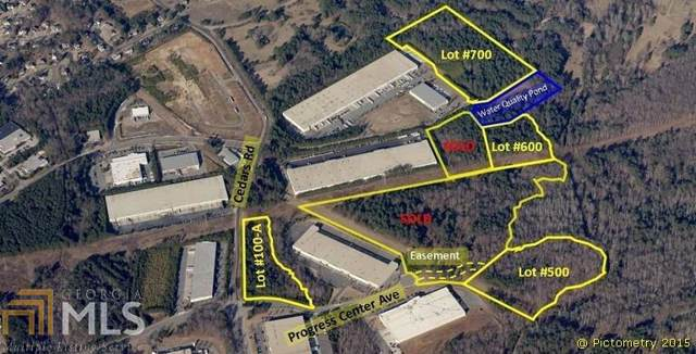 1200 Progress Center Ave, Lawrenceville, GA 30043 (MLS #8714773) :: The Durham Team