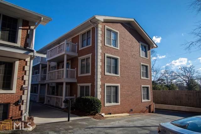 885 Briarcliff Rd #44, Atlanta, GA 30306 (MLS #8715099) :: Athens Georgia Homes