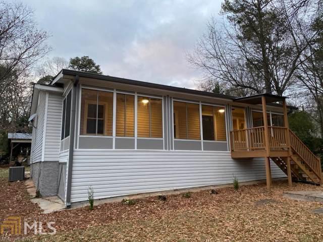 155 NE Covington Ave, Marietta, GA 30060 (MLS #8715405) :: Buffington Real Estate Group