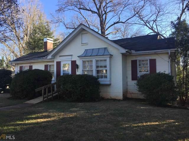 301 Park Ave, Lagrange, GA 30240 (MLS #8715657) :: Bonds Realty Group Keller Williams Realty - Atlanta Partners