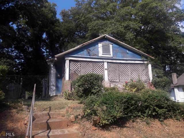 210 NW Elm St, Atlanta, GA 30314 (MLS #8715668) :: Bonds Realty Group Keller Williams Realty - Atlanta Partners