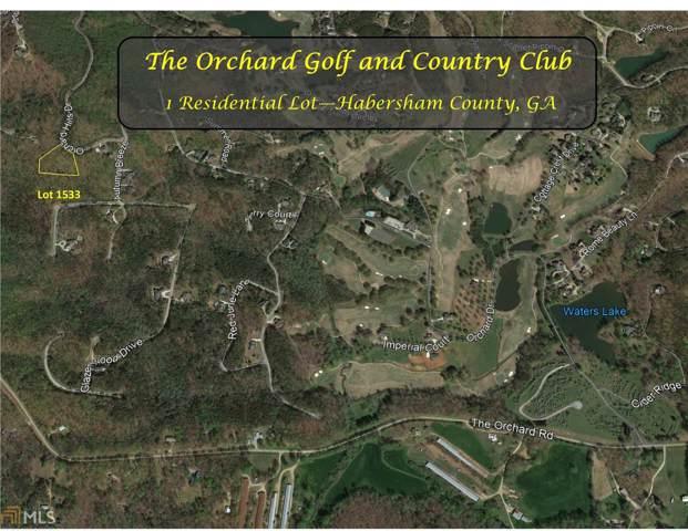 0 Orchard Hills Dr #1533, Clarkesville, GA 30523 (MLS #8715814) :: Bonds Realty Group Keller Williams Realty - Atlanta Partners