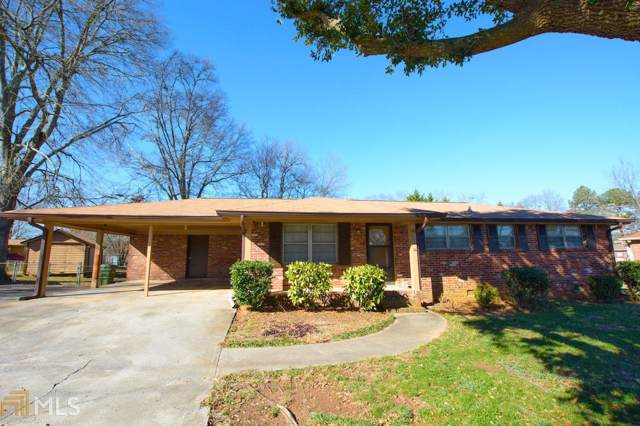 503 Burns Rd, Carrollton, GA 30117 (MLS #8716193) :: Athens Georgia Homes