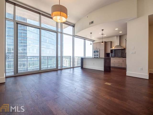1065 Peachtree St #2701, Atlanta, GA 30309 (MLS #8716347) :: Team Cozart
