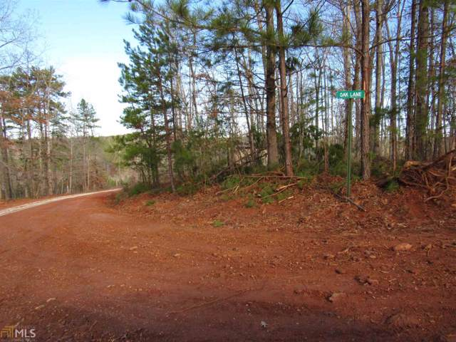 0 Pointe South Dr Lot 53, Wedowee, AL 36278 (MLS #8716476) :: Rettro Group