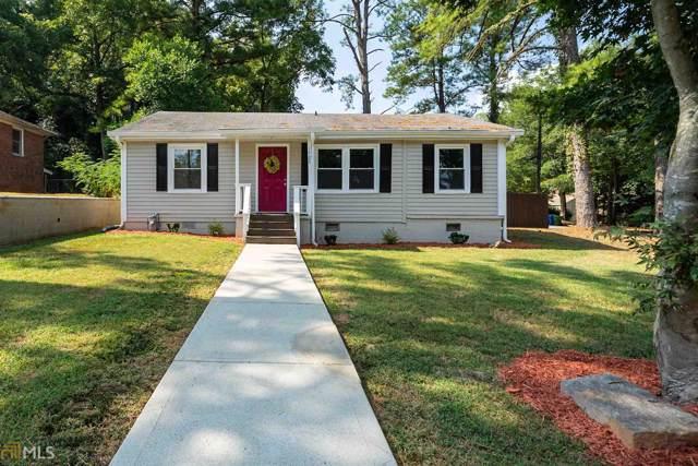 1727 Piper Cir, Atlanta, GA 30316 (MLS #8716534) :: Buffington Real Estate Group