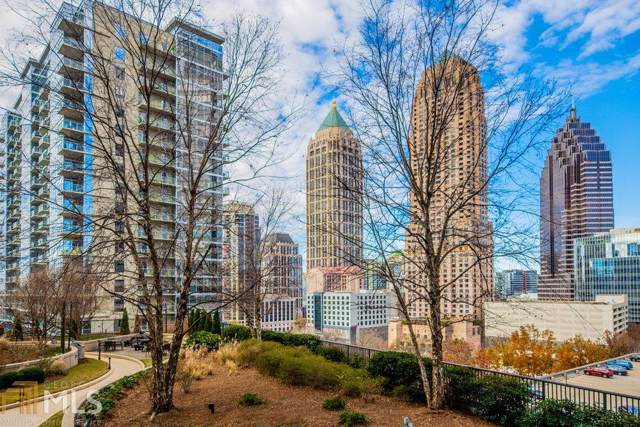 1080 Peachtree St #916, Atlanta, GA 30309 (MLS #8716647) :: Team Cozart