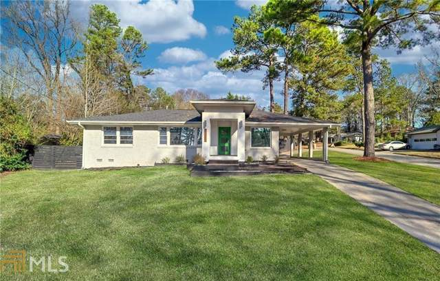 2227 Edgemore Dr, Atlanta, GA 30316 (MLS #8716742) :: Buffington Real Estate Group