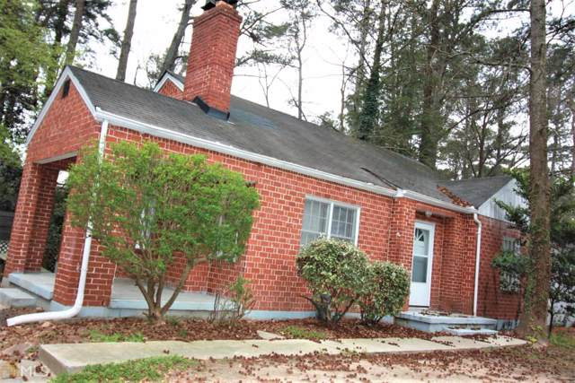 2301 N Decatur Rd, Decatur, GA 30030 (MLS #8716800) :: Buffington Real Estate Group