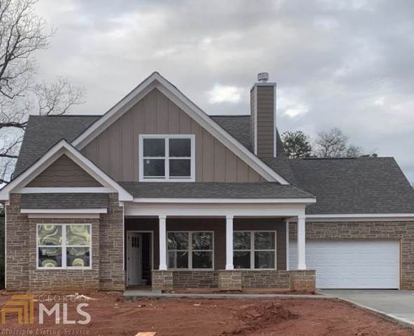 55 River View Dr, Carnesville, GA 30521 (MLS #8716814) :: The Heyl Group at Keller Williams