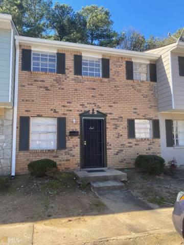 4701 Flat Shoals Rd 43C, Union City, GA 30291 (MLS #8716848) :: Team Cozart