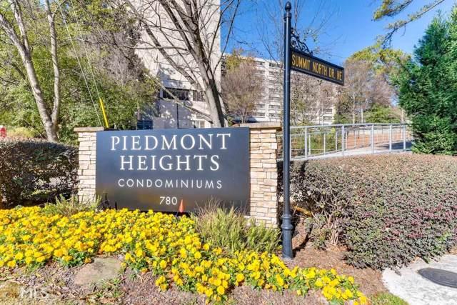 1007 NE Summit North Dr, Atlanta, GA 30324 (MLS #8717134) :: Athens Georgia Homes