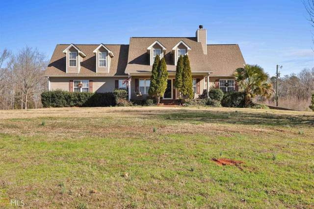 851 Lakeside Rd, Griffin, GA 30224 (MLS #8717328) :: Tommy Allen Real Estate