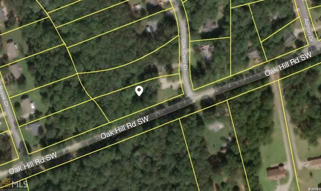 15 Oak Crest, Covington, GA 30016 (MLS #8717917) :: Athens Georgia Homes