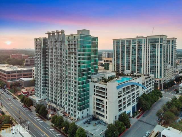 250 Pharr Road #1702, Atlanta, GA 30305 (MLS #8717932) :: Athens Georgia Homes