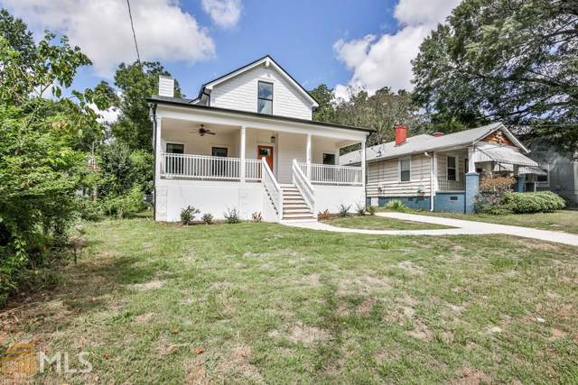 1375 Athens Ave, Atlanta, GA 30310 (MLS #8718010) :: Community & Council