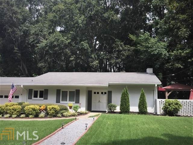 2448 Coralwood Dr, Decatur, GA 30033 (MLS #8718087) :: Bonds Realty Group Keller Williams Realty - Atlanta Partners