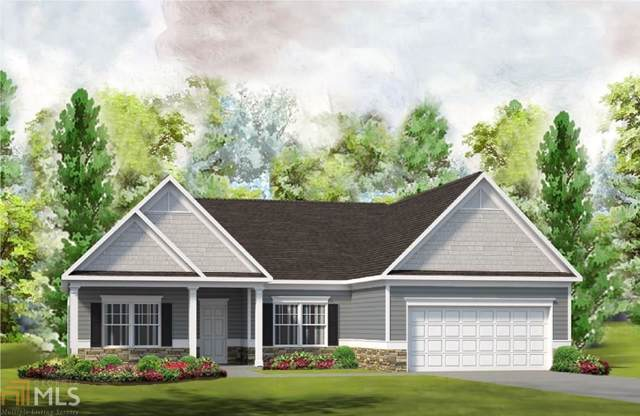 201 Colonial Dr, Calhoun, GA 30701 (MLS #8718400) :: Buffington Real Estate Group