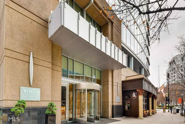 1065 Peachtree St #3203, Atlanta, GA 30309 (MLS #8718473) :: Team Cozart