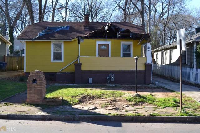 75 Vannoy St, Atlanta, GA 30317 (MLS #8718513) :: Athens Georgia Homes