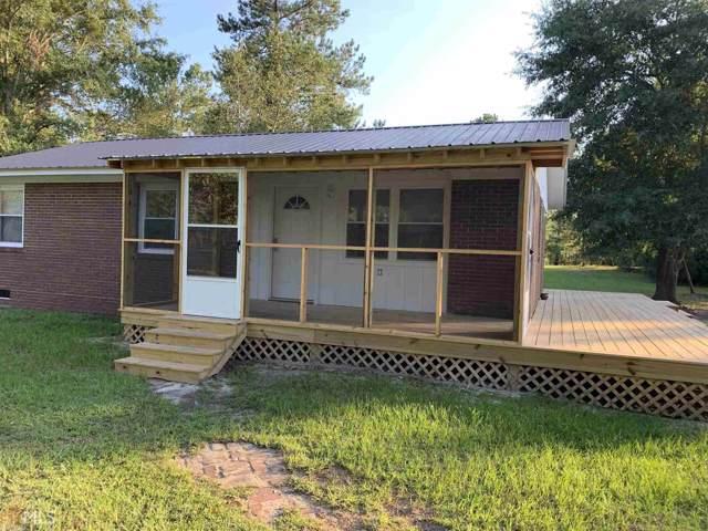 222 Newington Hwy, Sylvania, GA 30467 (MLS #8718533) :: RE/MAX Eagle Creek Realty