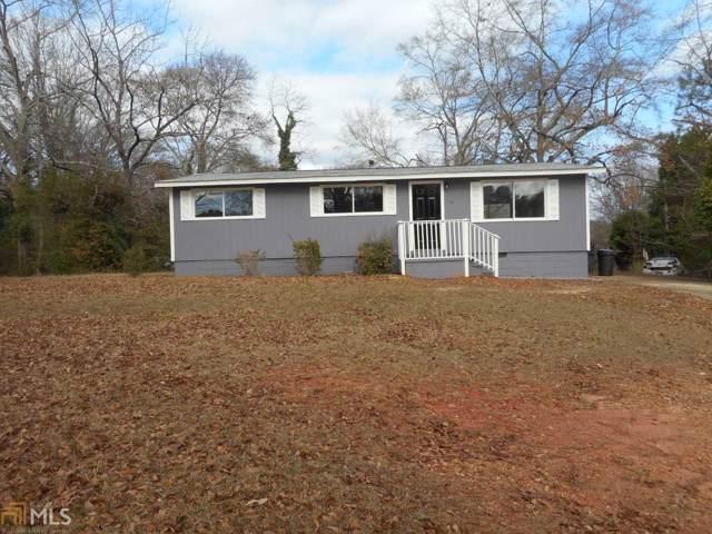 14 Rowe St, Newnan, GA 30263 (MLS #8718749) :: The Heyl Group at Keller Williams