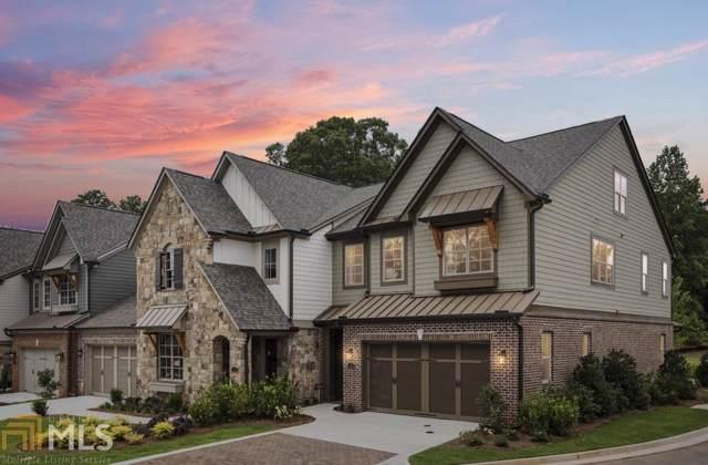 4145 Avid Park #17, Marietta, GA 30062 (MLS #8718774) :: Athens Georgia Homes