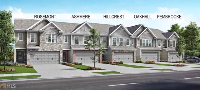 2493 Shetley Creek Dr #40, Norcross, GA 30071 (MLS #8718799) :: BHGRE Metro Brokers