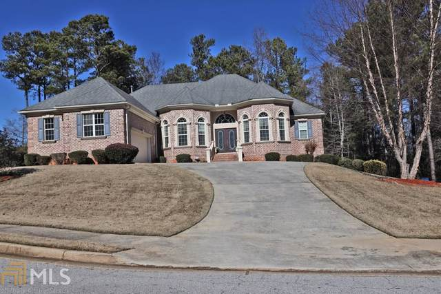 2541 Sycamore Dr, Conyers, GA 30094 (MLS #8718988) :: Rettro Group