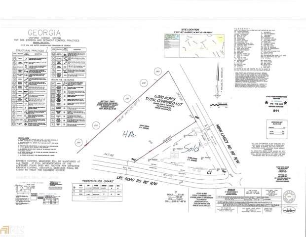 0 Mink Livsey Rd, Snellville, GA 30039 (MLS #8719077) :: Buffington Real Estate Group