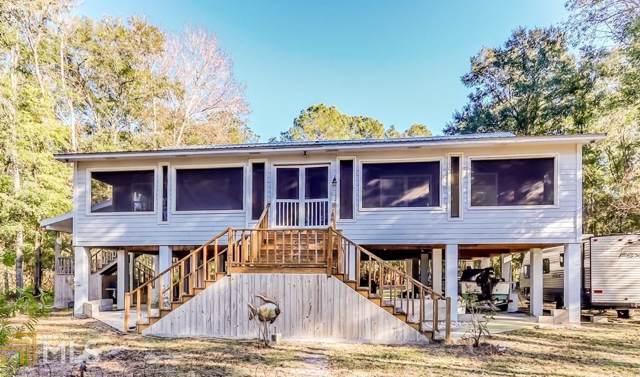 3015 Dallas Bluff Rd, Townsend, GA 31331 (MLS #8719123) :: Buffington Real Estate Group