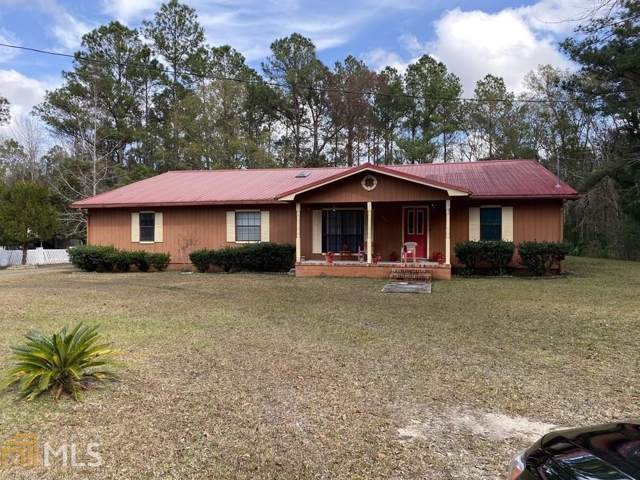 637 Kinlaw Rd, Woodbine, GA 31569 (MLS #8719299) :: Military Realty