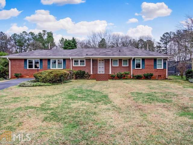 115 Shadburn Ferry Rd, Buford, GA 30518 (MLS #8719444) :: The Heyl Group at Keller Williams