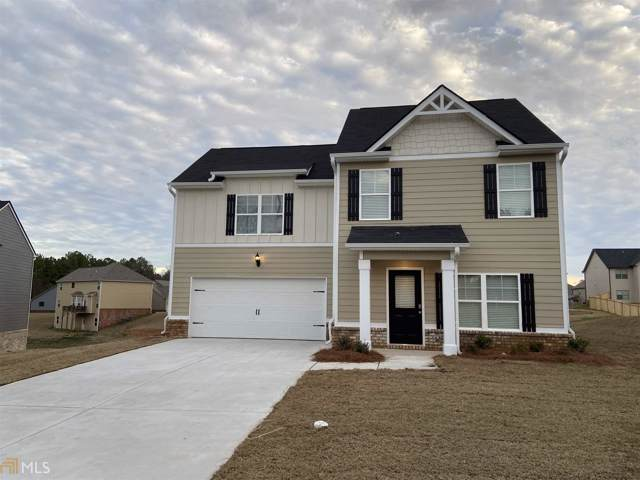 120 Brasch Park Way #39, Grantville, GA 30220 (MLS #8719591) :: Anderson & Associates