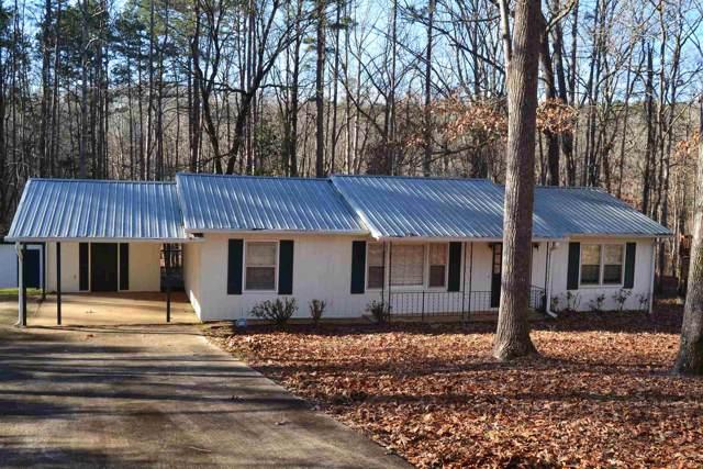 91 Park St, Lavonia, GA 30553 (MLS #8719671) :: The Heyl Group at Keller Williams
