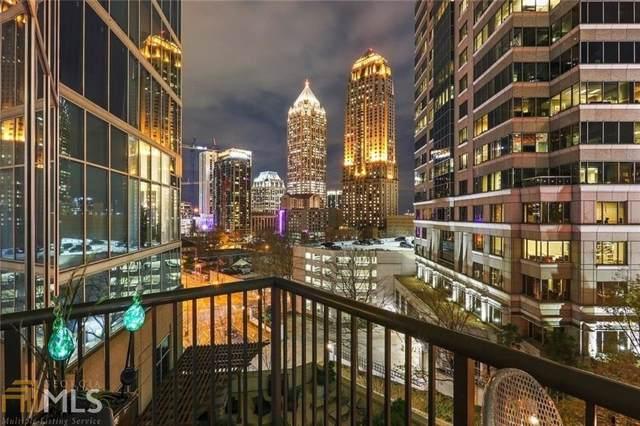 1080 Peachtree St #703, Atlanta, GA 30309 (MLS #8719681) :: Team Cozart