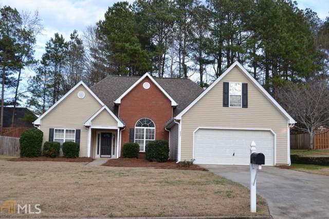 607 Penhollaway, Loganville, GA 30052 (MLS #8719873) :: Buffington Real Estate Group