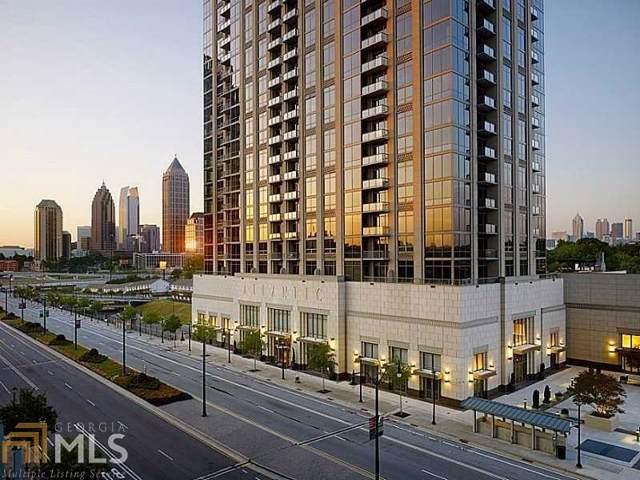 270 17th St #601, Atlanta, GA 30363 (MLS #8719906) :: Athens Georgia Homes
