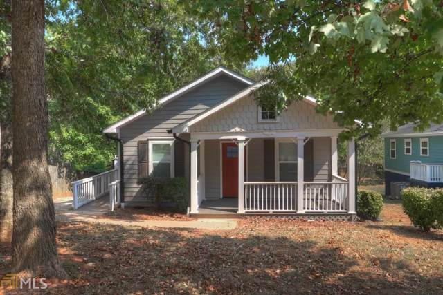 23 Montgomery St, Atlanta, GA 30307 (MLS #8719977) :: Athens Georgia Homes