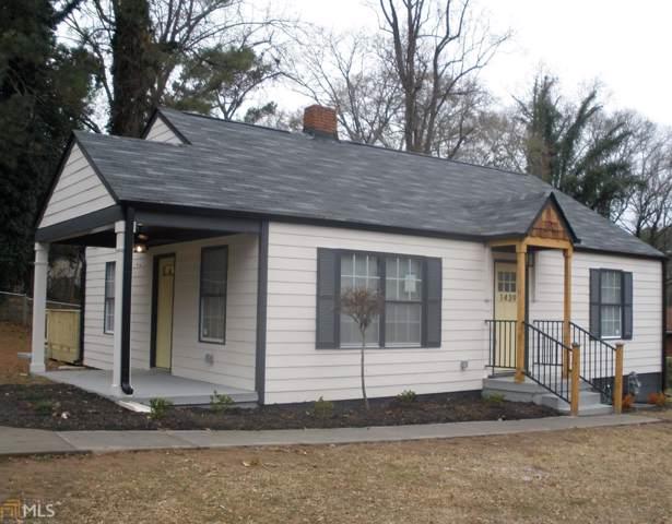 1439 Westmont Rd, Atlanta, GA 30311 (MLS #8720075) :: Bonds Realty Group Keller Williams Realty - Atlanta Partners