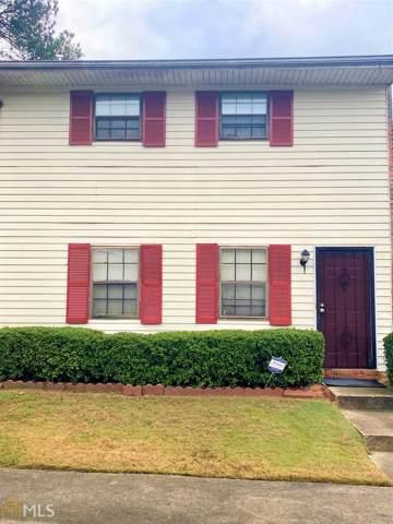 6354 Shannon Pkwy 19B, Union City, GA 30291 (MLS #8720111) :: Athens Georgia Homes